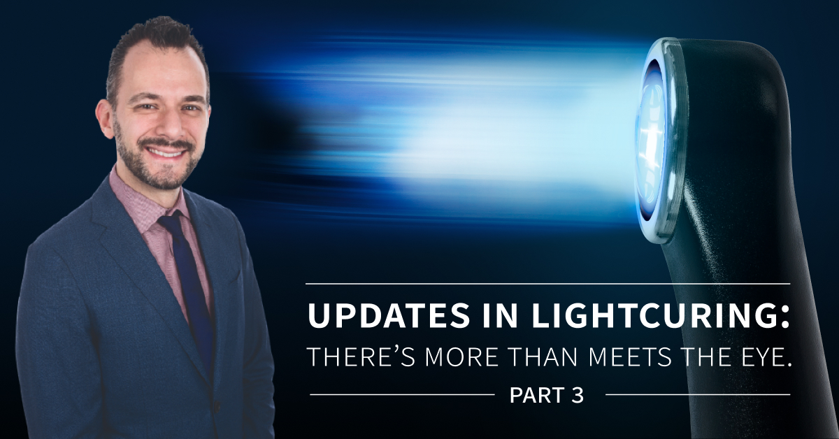 Light curing updates part 3